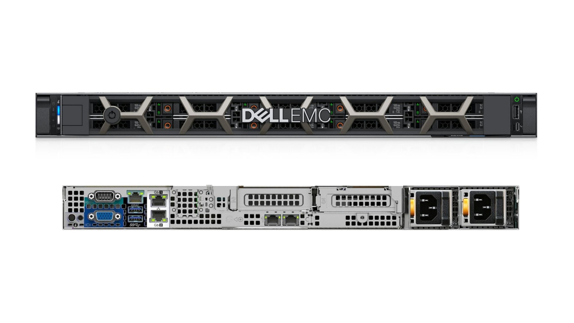 DELL PowerEdge R6415 - Tecno Bonilla